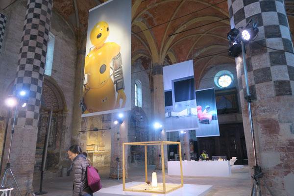 ALBA個展2015