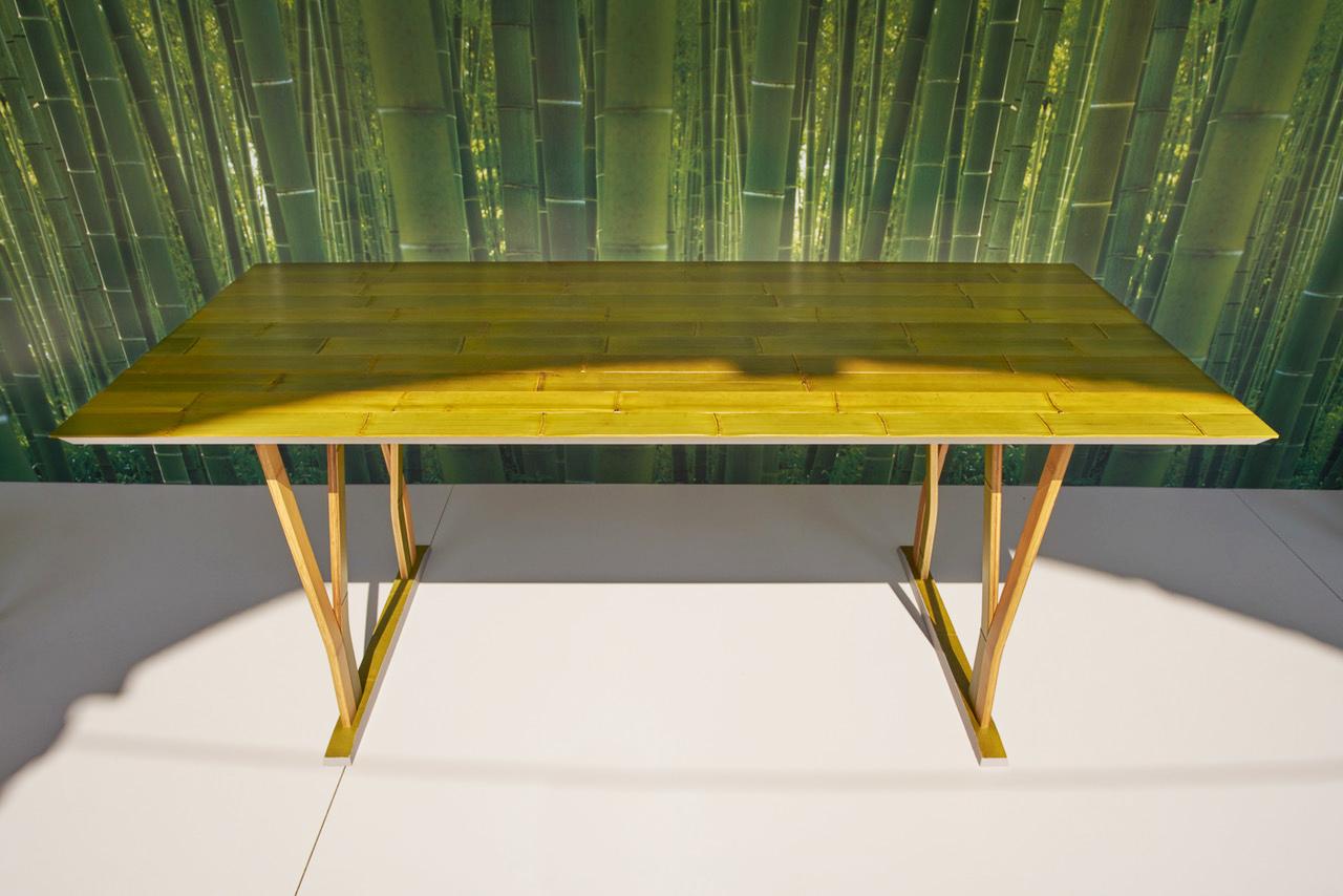 FLAT BAMBU SHIMANE テーブル